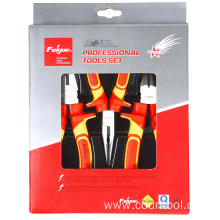 VDE 3pcs plier set